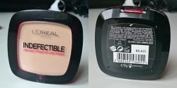 Produktbild zu L'ORÉAL PARiS Indefectible 24H Halt Make-Up und Puder – Farbe: 225 Beige
