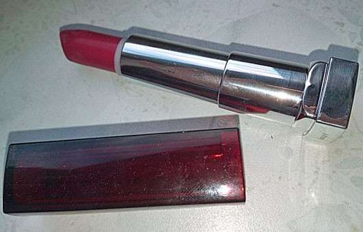 Maybelline Color Sensational Lipstick, Farbe: 540 Hollywood Red