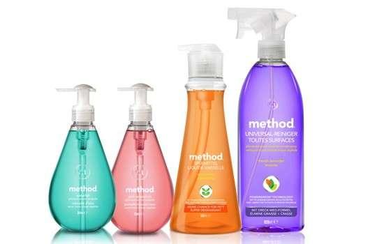 10 x 1 Clean Happy Produktset von method zu gewinnen