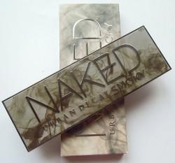 Produktbild zu Urban Decay Naked Smoky Palette