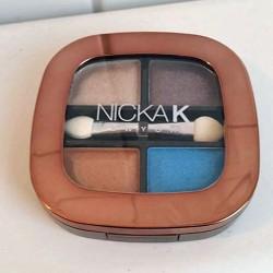 Produktbild zu NICKA K NEW YORK Quad Eyeshadow – Farbe: NY076 Ventura