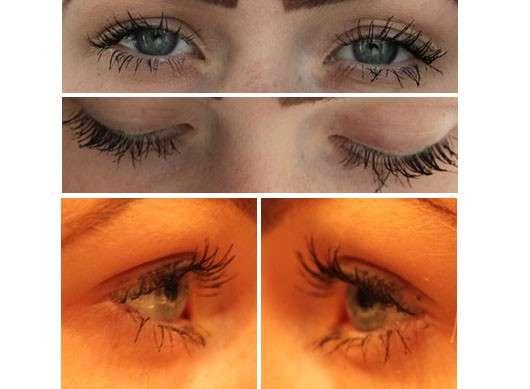 test make up augen mascara benefit roller lash mascara.
