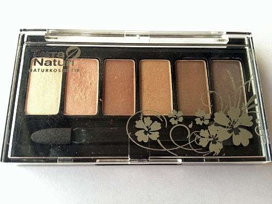 Terra Naturi Eyeshadow Palette, Farbe: 01 Once Upon A Time (LE)