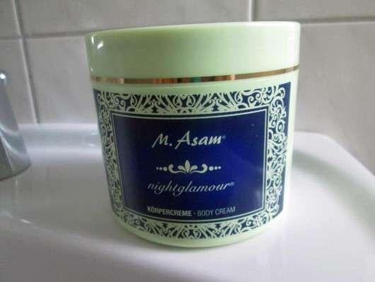 M. Asam Nightglamour Körpercreme (LE)
