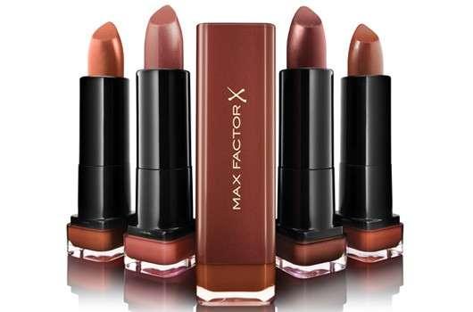 Max Factor Marilyn Monroe™ Lipstick Collection by Colour Elixir
