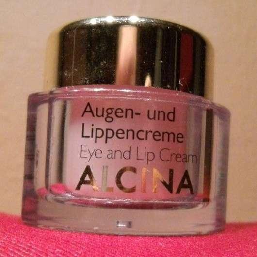 Alcina Augen- und Lippencreme