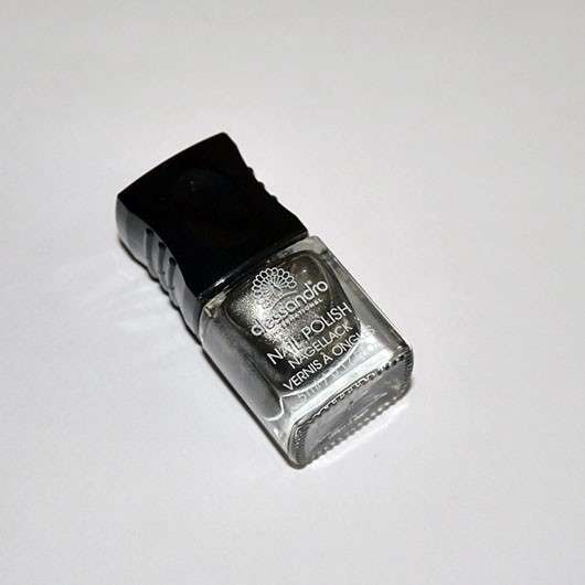 alessandro International Nagellack Prêt-à-Porter, Farbe: Grey Silk (LE)