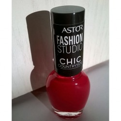 Produktbild zu ASTOR Fashion Studio Chic Countryside Matte Collection – Farbe: 402 Mohair Red (LE)