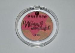 Produktbild zu essence winter? wonderful! blush – Farbe: 01 winter kissed cheeks (LE)