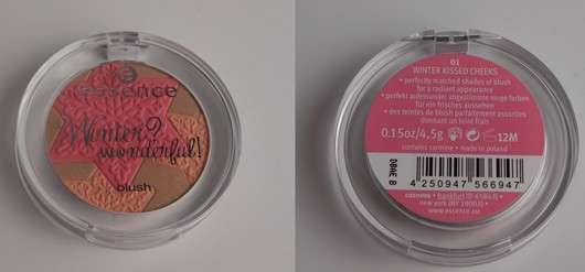 essence winter? wonderful! blush, Farbe: 01 winter kissed cheeks (LE)