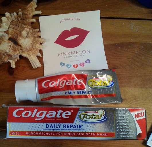 Colgate Total Daily Repair Zahncreme