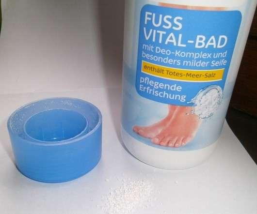 Balea Fuß Vital-Bad