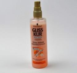 Produktbild zu Schwarzkopf GLISS KUR Hair Repair Total Repair Express-Repair-Spülung