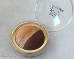 Produktbild zu just cosmetics reflection trio eye shadow – Farbe: 030 gold illusion (LE)