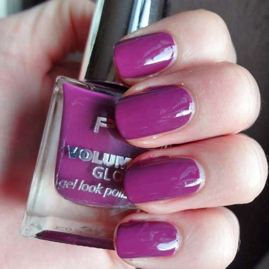 p2 volume gloss gel look polish, Farbe: 290 candy thief