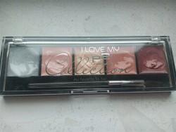 Produktbild zu p2 cosmetics my favorite lip bar – Farbe: 030 delight nudes (LE)