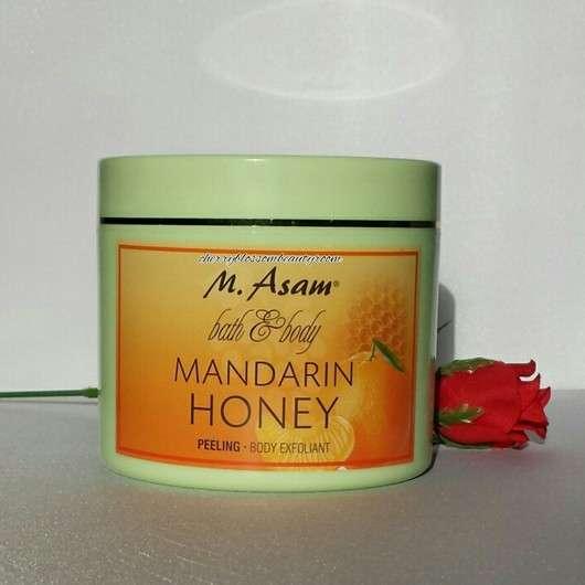 M. Asam Mandarin Honey Peeling (LE)