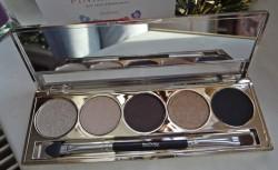 Produktbild zu IsaDora Eye Shadow Palette Golden Edition – Farbe: 65 Golden Eyes (LE)