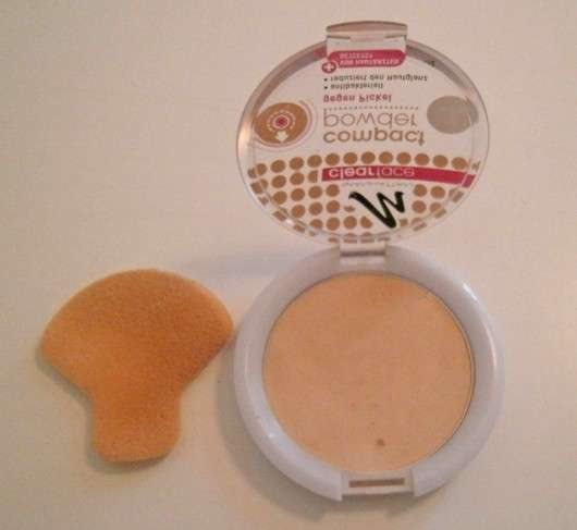 <strong>MANHATTAN CLEARFACE</strong> Compact Powder - Farbe: 76 Sand