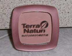 Produktbild zu Terra Naturi Naturkosmetik Kompaktpuder – Farbe: 03 Soft Noisette