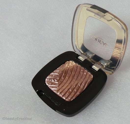 L'Oréal Paris Color Riche L'Ombre Pure Eyeshadow, Farbe: 501 Topaze Rose