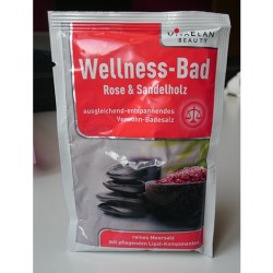 Produktbild zu VITA ELAN BEAUTY Wellness-Bad Rose & Sandelholz