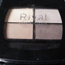 Rival de Loop Quattro Eyeshadow 01 western City