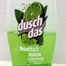 duschdas Limette & Minze Duschgel