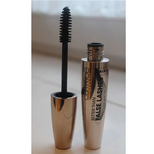 Catrice Better Than False Lashes Mascara, Farbe: 010 Black