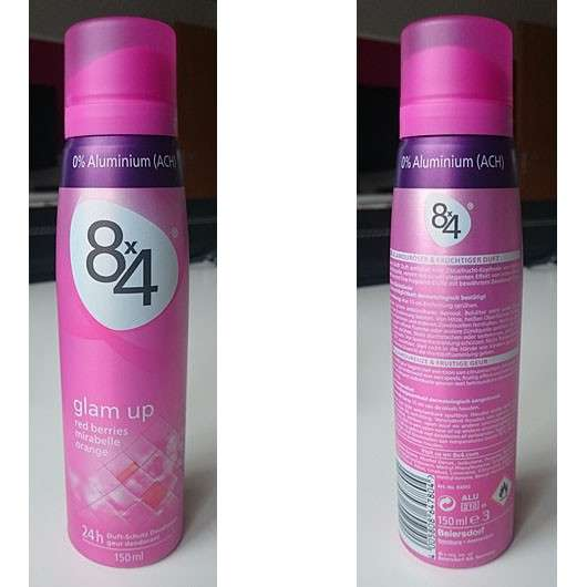 8×4 Glam Up Deo-Spray