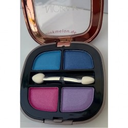 Produktbild zu NICKA K NEW YORK Quad Eyeshadow/Blush – Farbe: NY074 Sacramento