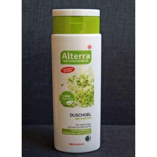 Alterra Duschgel Bio-Matcha (LE)
