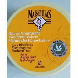 Produktbild zu Le Petit Marseillais Nährender Körperbalsam mit Karitébutter, Süssmandel und Arganöl