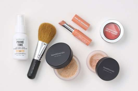 "7 x 1 bareMinerals ""Fall in love with your skin"" Set zu gewinnen"