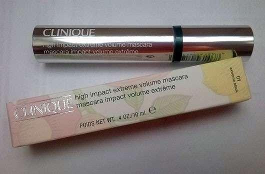 Clinique High Impact Extreme Volume Mascara, Farbe: 01 Extreme Black