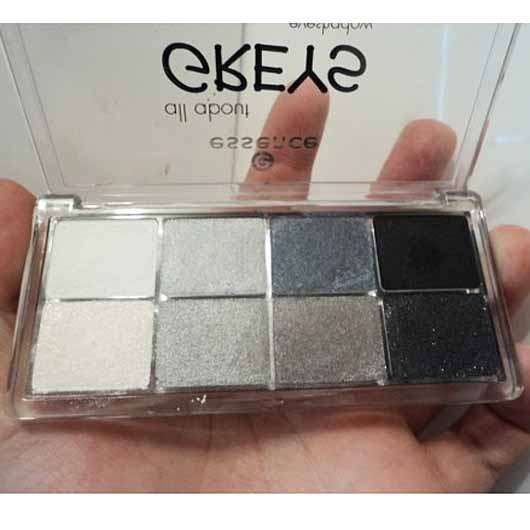 essence all about greys eyeshadow