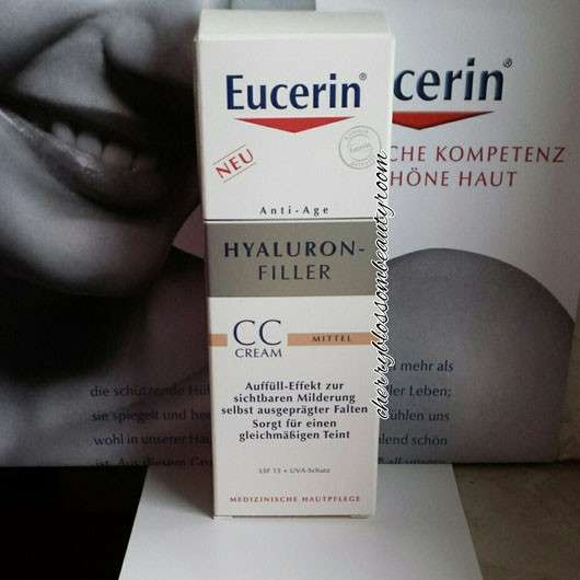 Eucerin Hyaluron-Filler CC-Cream, Farbe: Mittel