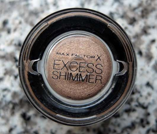 Max Factor Excess Shimmer Eyeshadow, Farbe: 020 Copper