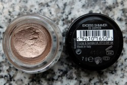 Produktbild zu Max Factor Excess Shimmer Eyeshadow – Farbe: 20 Copper