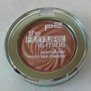 p2 the future is mine eternal star mono eye shadow, Farbe: 030 virtually bronze (LE)