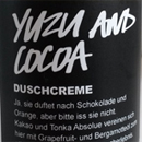 LUSH Yuzu & Cocoa (Duschcreme)