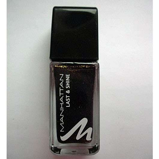 Manhattan Last & Shine Nail Polish, Farbe: 760 Moscow Night