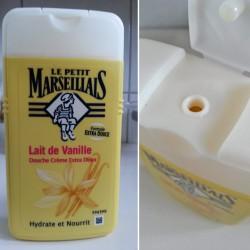 Produktbild zu Le Petit Marseillais Duschcreme Vanillemilch