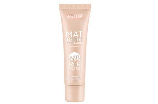 ASTOR Mattitude Anti Shine Make Up