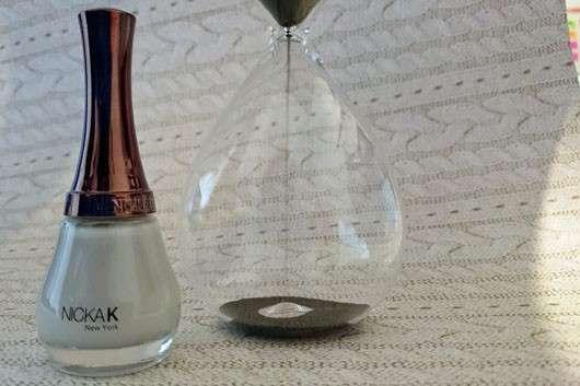 NICKA K NEW YORK Nail Colour, Farbe: NY126 Dove