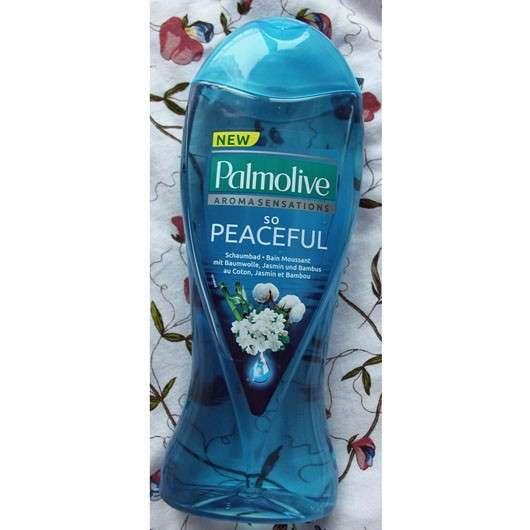 Palmolive Aroma Sensations So Peaceful Schaumbad