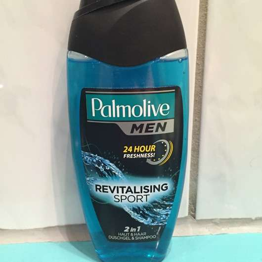 Palmolive Men Revitalising Sport 2in1 Duschgel & Shampoo
