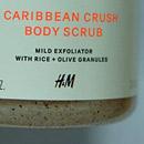 H&M Caribbean Crush Body Scrub