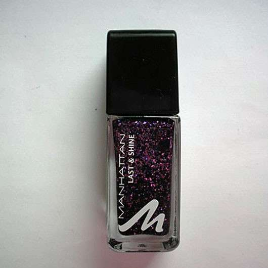 Manhattan Last & Shine Nail Polish, Farbe: 770 Sparkle Up