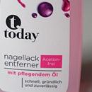 today Nagellackentferner Acetonfrei (mit pflegendem Öl)